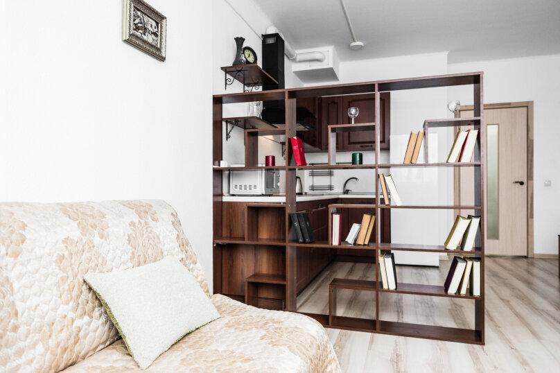2-комн. квартира, 55 кв.м. на 4 человека, улица Степана Разина, 2, Екатеринбург - Фотография 19