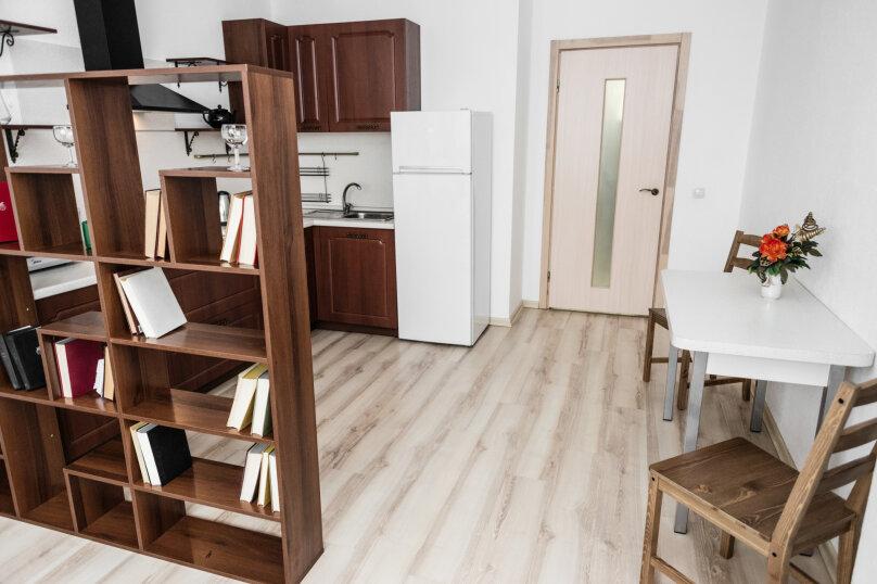 2-комн. квартира, 55 кв.м. на 4 человека, улица Степана Разина, 2, Екатеринбург - Фотография 23