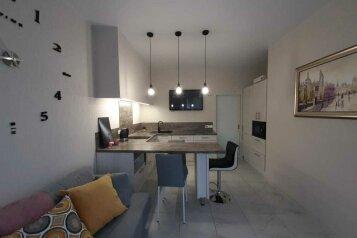 2-комн. квартира, 43 кв.м. на 4 человека, улица Блюхера, 19, Ялта - Фотография 1