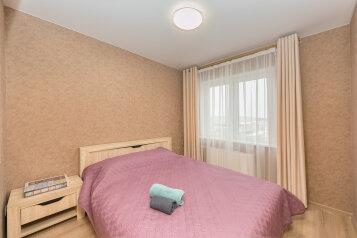 1-комн. квартира, 39 кв.м. на 4 человека, улица Чапаева, 40А, Петрозаводск - Фотография 1