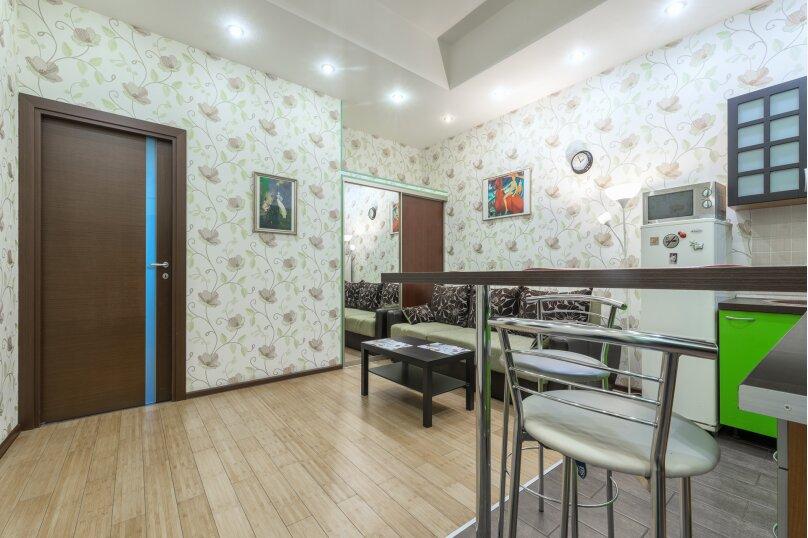 2-комн. квартира, 42 кв.м. на 4 человека, Большой Гнездниковский переулок, 10, метро Арбатская, Москва - Фотография 4