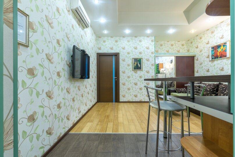 2-комн. квартира, 42 кв.м. на 4 человека, Большой Гнездниковский переулок, 10, метро Арбатская, Москва - Фотография 5