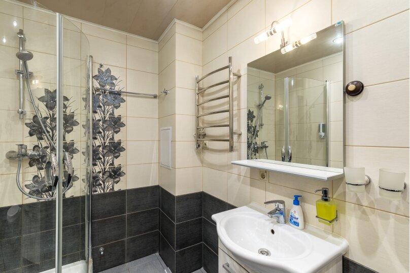 2-комн. квартира, 42 кв.м. на 4 человека, Большой Гнездниковский переулок, 10, метро Арбатская, Москва - Фотография 8