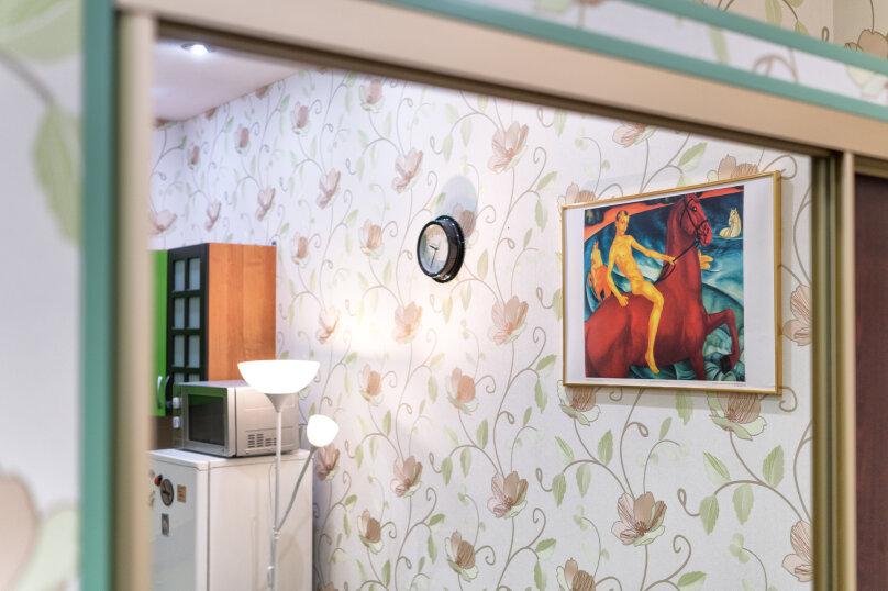 2-комн. квартира, 42 кв.м. на 4 человека, Большой Гнездниковский переулок, 10, метро Арбатская, Москва - Фотография 11