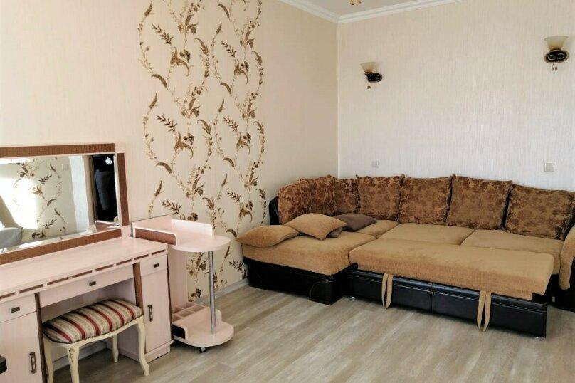 1-комн. квартира, 55 кв.м. на 4 человека, Туристическая улица, 6к1, Геленджик - Фотография 5