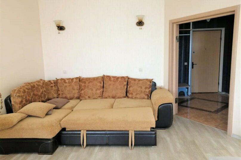 1-комн. квартира, 55 кв.м. на 4 человека, Туристическая улица, 6к1, Геленджик - Фотография 6