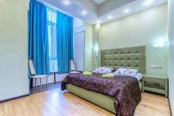 2-комн. квартира, 42 кв.м. на 4 человека, Большой Гнездниковский переулок, 10, метро Арбатская, Москва - Фотография 1