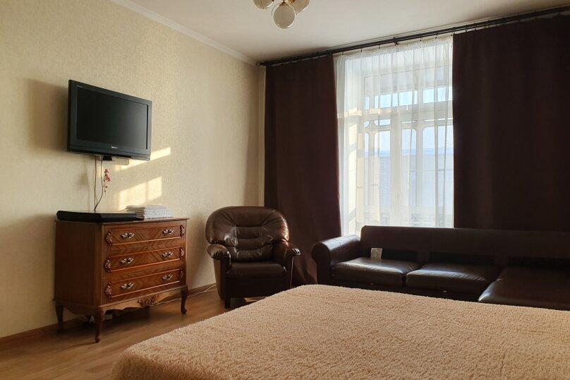 1-комн. квартира, 45 кв.м. на 3 человека, проспект Ленина, 54, Барнаул - Фотография 23