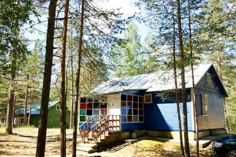 VIP, Орехово, база отдыха Журавушка, озеро Большое Борково, Санкт-Петербург - Фотография 1