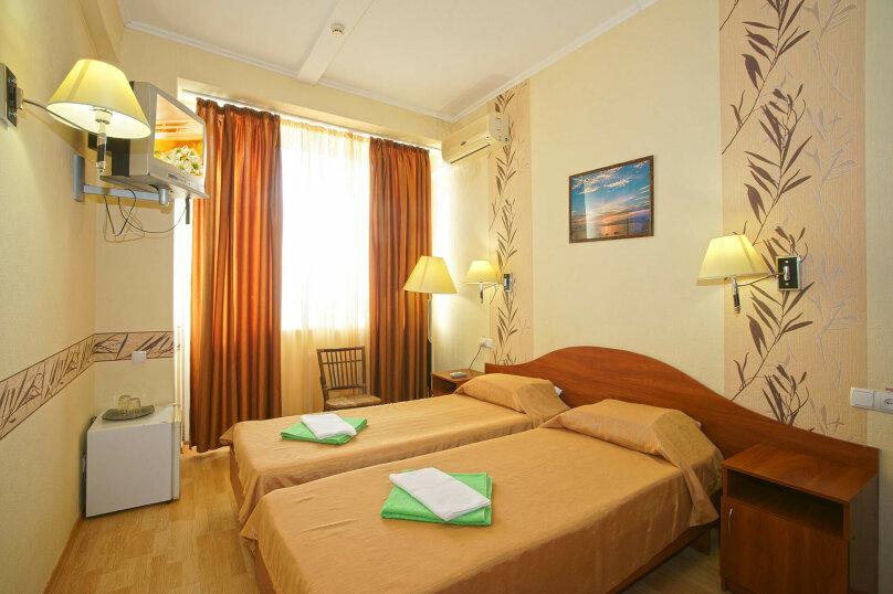 стандарт с 2-мя раздельными кроватями, ул. Щорса, 19, Ялта - Фотография 1