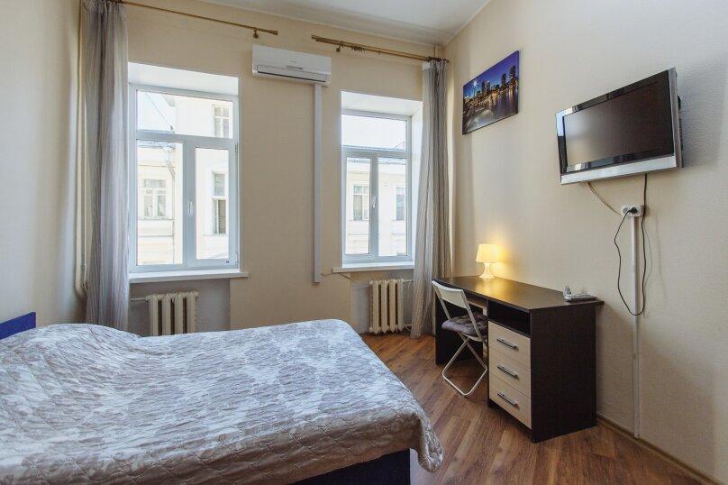 Семейный номер для четверых человек, улица Маросейка, 13с3, Москва - Фотография 1