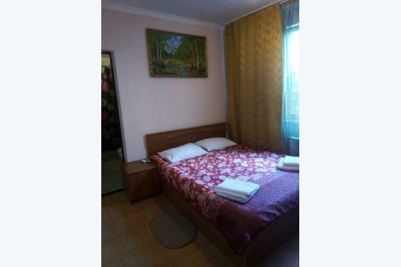 Двухместный номер Делюкс с 1 кроватью и душем, улица Просвещения, 95, Адлер - Фотография 6