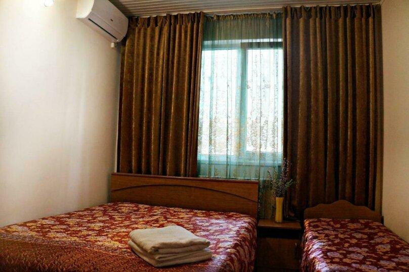 Двухместный номер с 2 отдельными кроватями и душем, улица Просвещения, 95, Адлер - Фотография 1