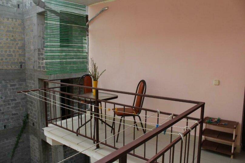 Двухместный номер с 2 отдельными кроватями и душем, улица Просвещения, 95, Адлер - Фотография 3