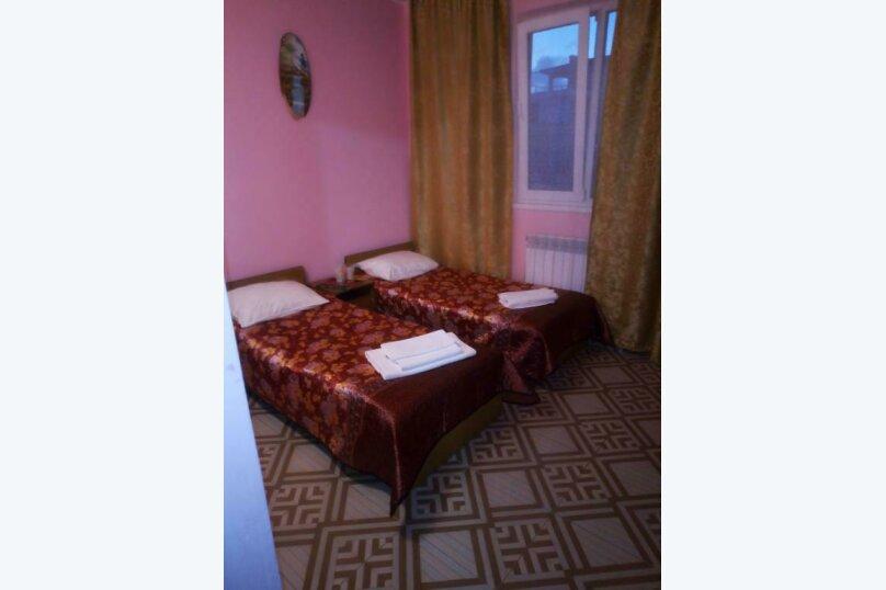 Двухместный номер с 2 отдельными кроватями и душем, улица Просвещения, 95, Адлер - Фотография 9