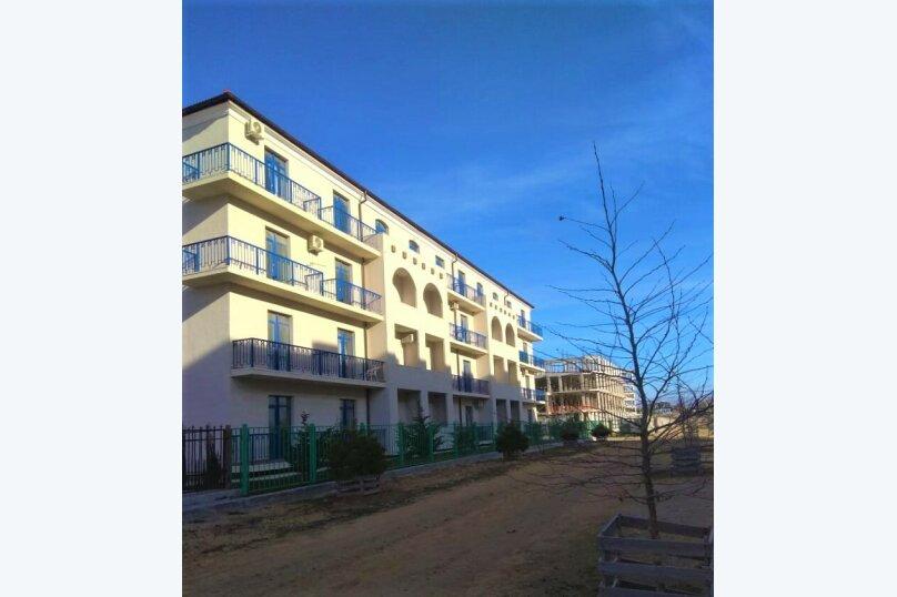 1-комн. квартира, 20 кв.м. на 3 человека, Сигнальная улица, 2Вк1, Черноморское - Фотография 2