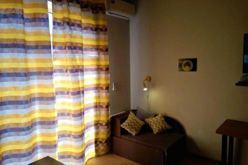 1-комн. квартира, 20 кв.м. на 3 человека, Сигнальная улица, 2Вк1, Черноморское - Фотография 4