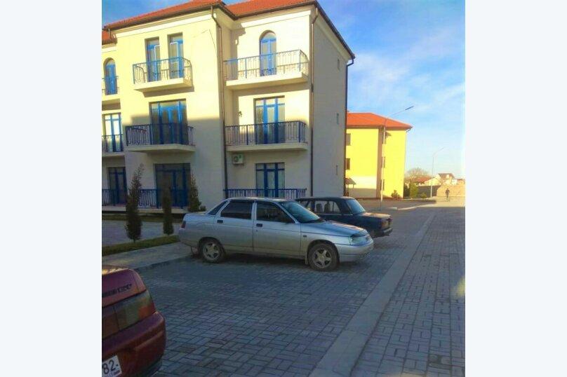 1-комн. квартира, 20 кв.м. на 3 человека, Сигнальная улица, 2Вк1, Черноморское - Фотография 13