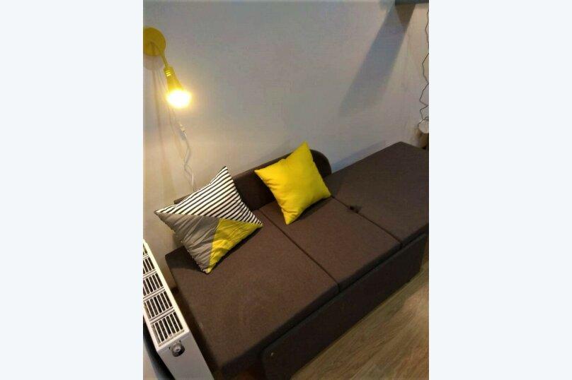 1-комн. квартира, 20 кв.м. на 3 человека, Сигнальная улица, 2Вк1, Черноморское - Фотография 14