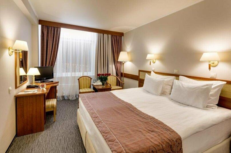 Дельта Бизнес Премиум (широкая кровать), Измайловское шоссе, 71к4Г-Д, Москва - Фотография 3