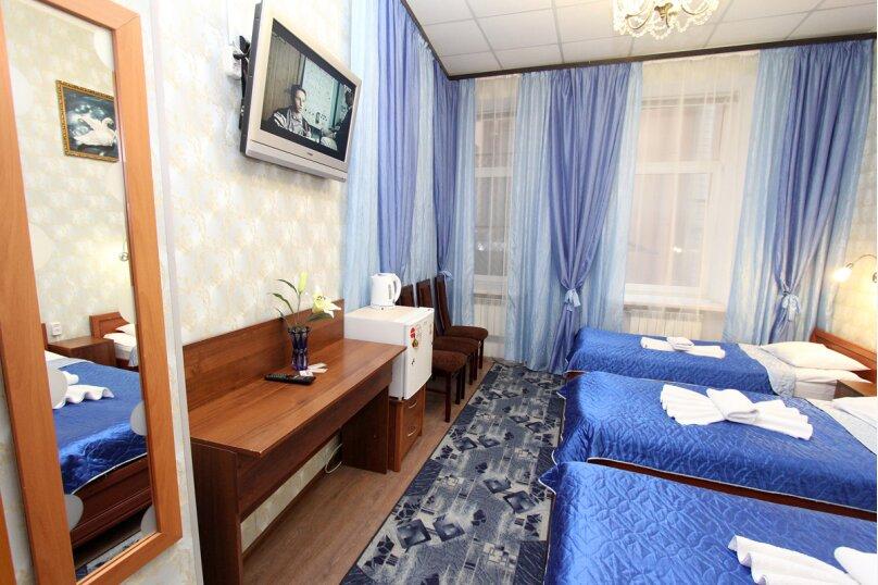 Трехместная комната, Невский проспект, 126/2, Санкт-Петербург - Фотография 2
