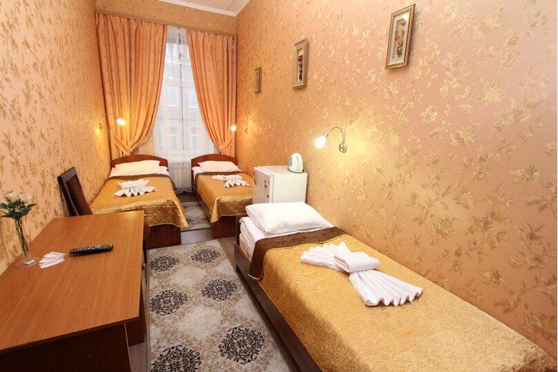 Трехместная комната, Невский проспект, 126/2, Санкт-Петербург - Фотография 7