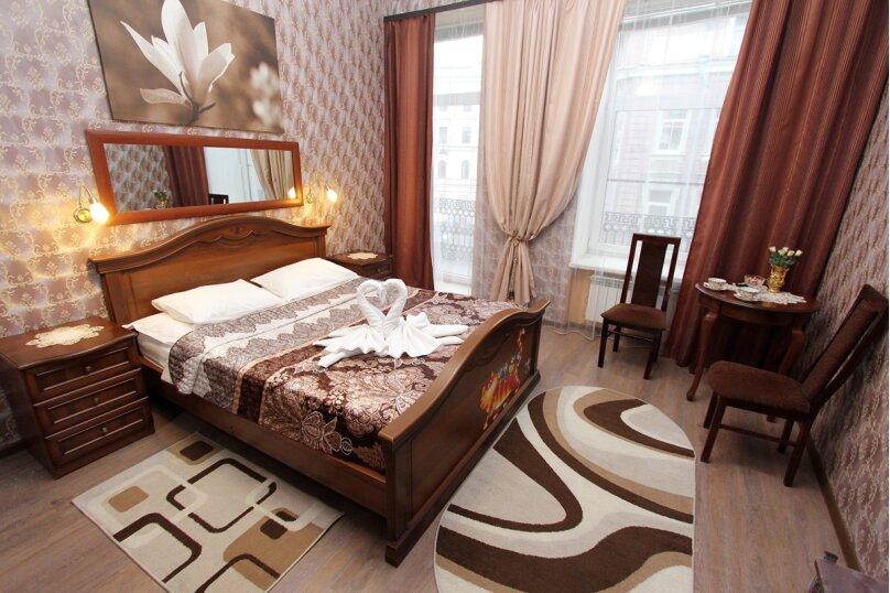 Комната полулюкс, Невский проспект, 126/2, Санкт-Петербург - Фотография 1