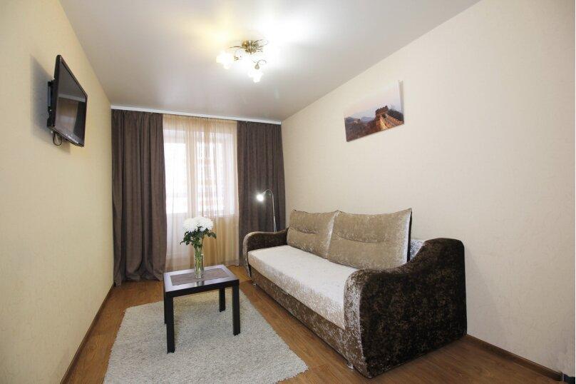 2-комн. квартира, 50 кв.м. на 4 человека, Советская улица, 69, Томск - Фотография 5