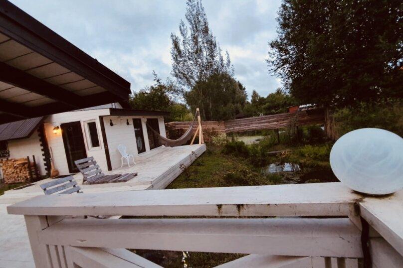 Дом Усадьба, 90 кв.м. на 8 человек, 2 спальни, с. Воскресенское, ул. Центральная, 20, Раменское - Фотография 74