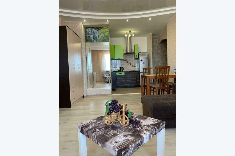3-комн. квартира, 58 кв.м. на 7 человек, Параллельная улица, 9лит5, Сочи - Фотография 3