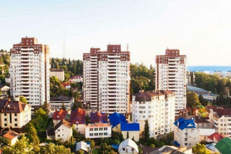 3-комн. квартира, 58 кв.м. на 7 человек, Параллельная улица, 9лит5, Сочи - Фотография 8