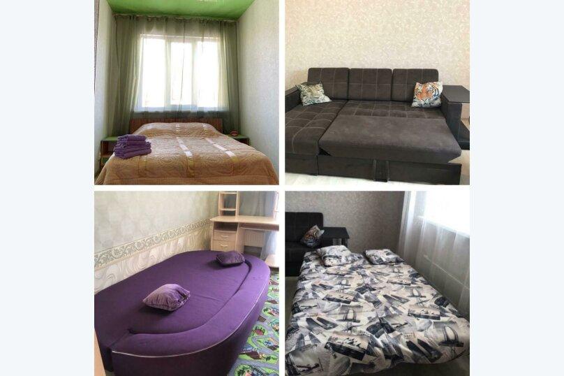 3-комн. квартира, 58 кв.м. на 7 человек, Параллельная улица, 9лит5, Сочи - Фотография 14
