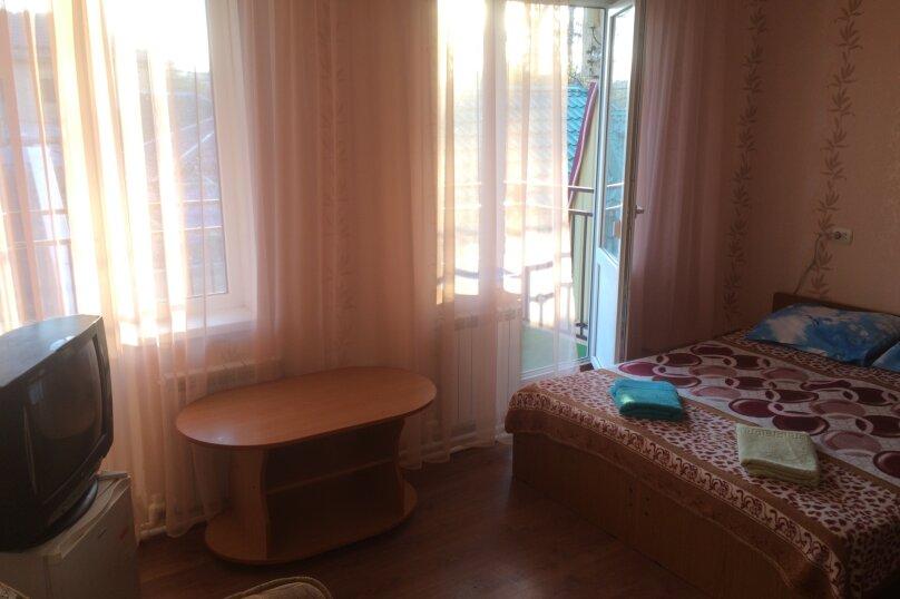 Пятиместный стандартный номер с балконом, Заводская улица, 56, Анапа - Фотография 3