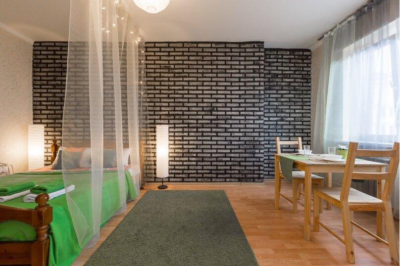 1-комн. квартира, 42 кв.м. на 3 человека, улица 43-й Армии, 19, Подольск - Фотография 1