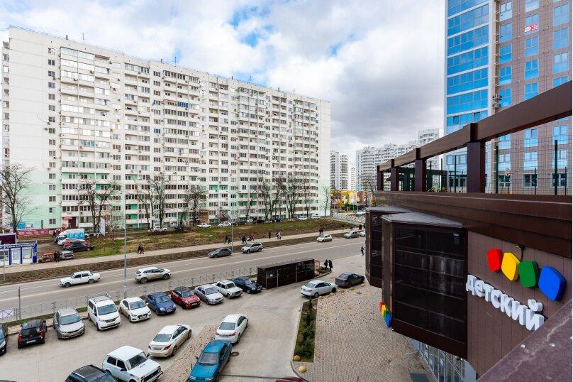 1-комн. квартира, 42 кв.м. на 4 человека, Зиповская улица, 34/1, Краснодар - Фотография 50