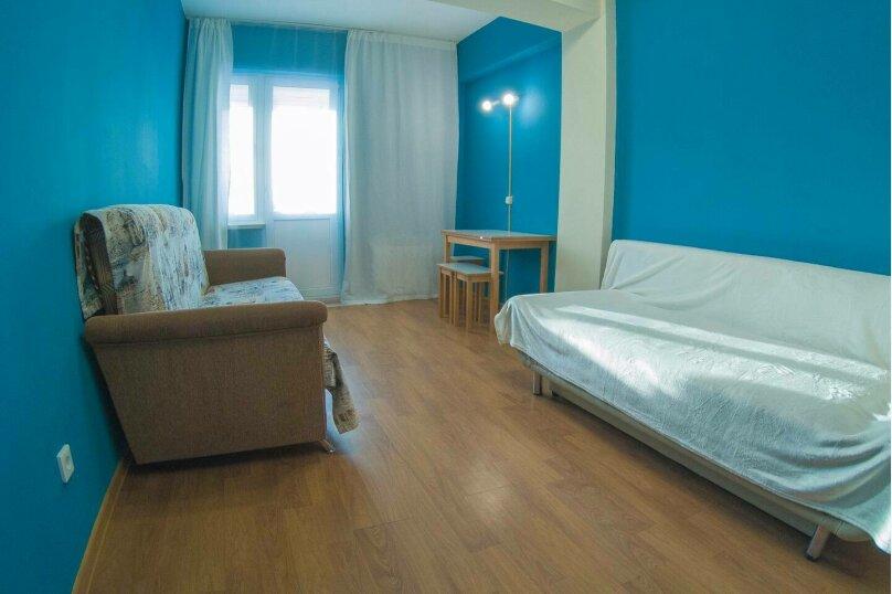1-комн. квартира, 60 кв.м. на 6 человек, улица Терешковой, 21, Иркутск - Фотография 3