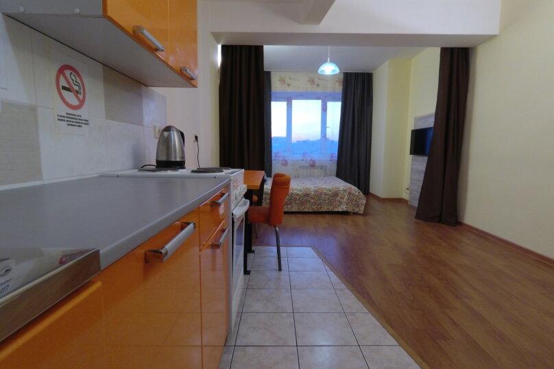 1-комн. квартира, 60 кв.м. на 6 человек, улица Терешковой, 21, Иркутск - Фотография 12