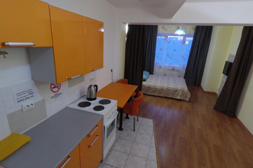 1-комн. квартира, 60 кв.м. на 6 человек, улица Терешковой, 21, Иркутск - Фотография 13