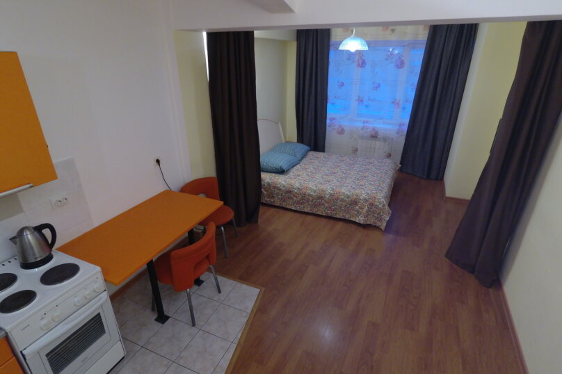 1-комн. квартира, 60 кв.м. на 6 человек, улица Терешковой, 21, Иркутск - Фотография 14