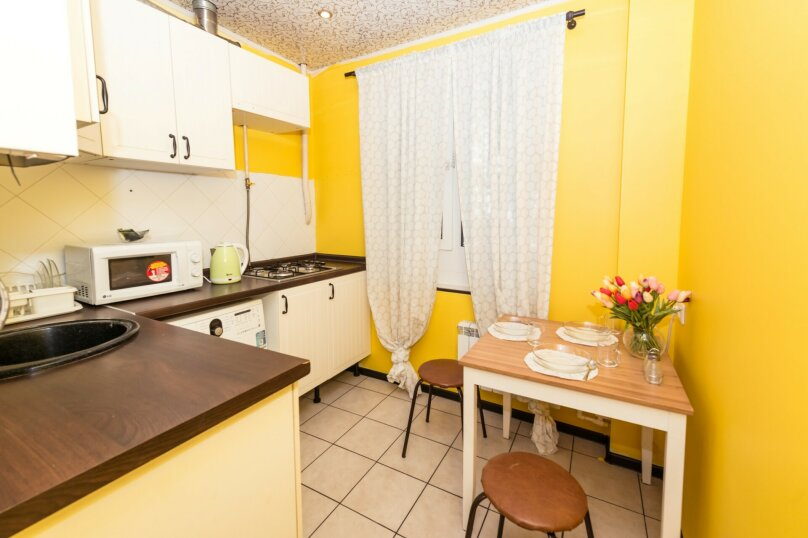 1-комн. квартира, 33 кв.м. на 3 человека, улица Комарова, 8, Щелково - Фотография 10