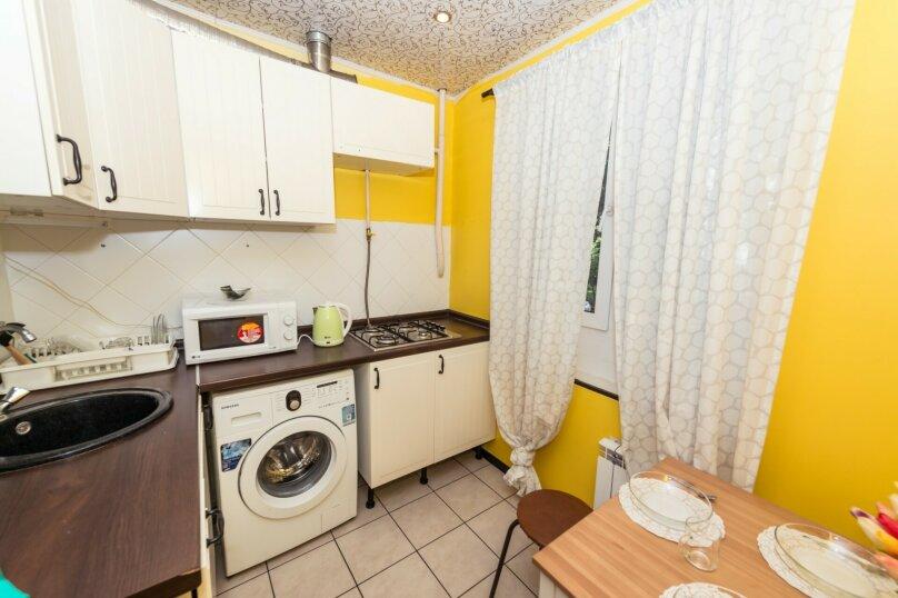 1-комн. квартира, 33 кв.м. на 3 человека, улица Комарова, 8, Щелково - Фотография 13