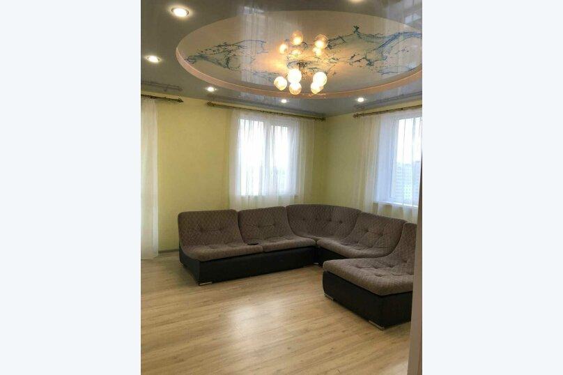 2-комн. квартира, 80 кв.м. на 6 человек, Вокзальная, 55Б, Рязань - Фотография 12