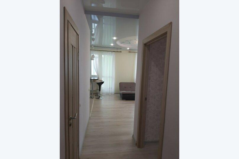 2-комн. квартира, 80 кв.м. на 6 человек, Вокзальная, 55Б, Рязань - Фотография 15