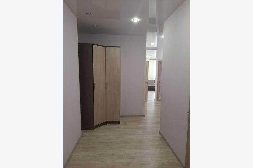 2-комн. квартира, 80 кв.м. на 6 человек, Вокзальная, 55Б, Рязань - Фотография 16