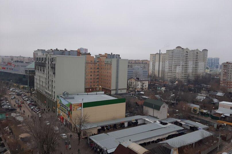 2-комн. квартира, 76 кв.м. на 6 человек, Вокзальная улица, 51А, Рязань - Фотография 9
