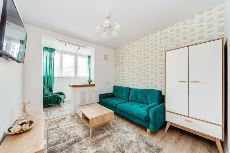1-комн. квартира, 30 кв.м. на 2 человека, Юбилейный проспект, 67, Реутов - Фотография 13