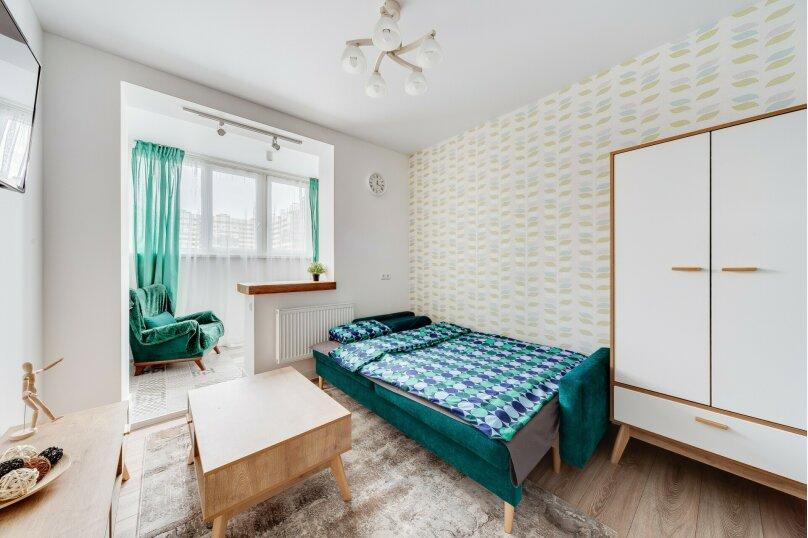 1-комн. квартира, 30 кв.м. на 2 человека, Юбилейный проспект, 67, Реутов - Фотография 16
