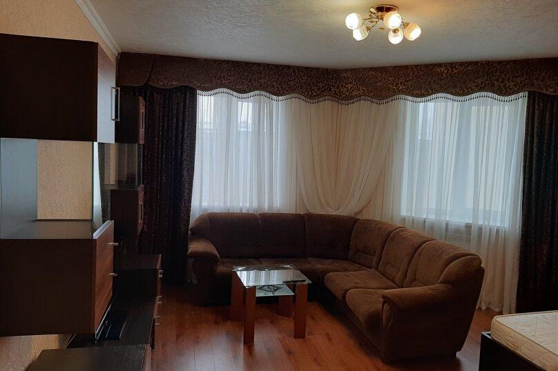 2-комн. квартира, 74 кв.м. на 6 человек, Первомайский проспект, 76к1, Рязань - Фотография 2