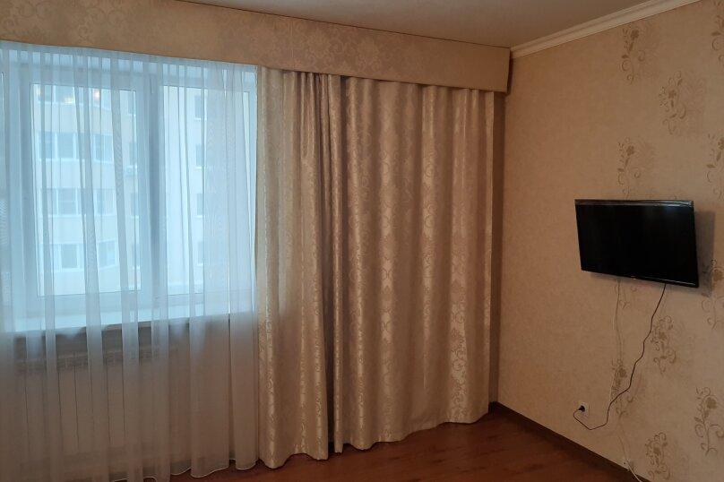 2-комн. квартира, 74 кв.м. на 6 человек, Первомайский проспект, 76к1, Рязань - Фотография 4
