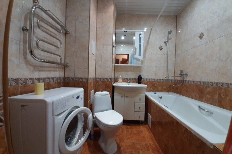 2-комн. квартира, 74 кв.м. на 6 человек, Первомайский проспект, 76к1, Рязань - Фотография 6